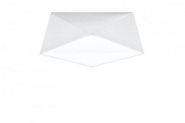 Plafon HEXA 35 biały