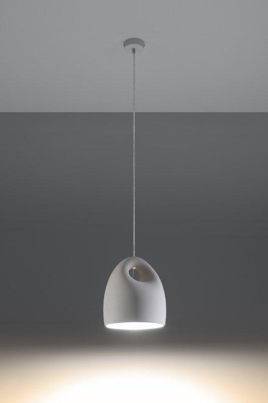 Lampa wisząca ceramiczna BUKANO