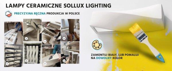 Lampa wisząca ceramiczna ELECTRA