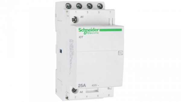 Stycznik modułowy 25A 4Z 0R 230V AC iCT A9C20834