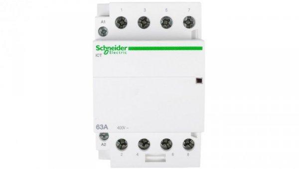 Stycznik modułowy 63A 4Z 0R 230V AC iCT A9C20864