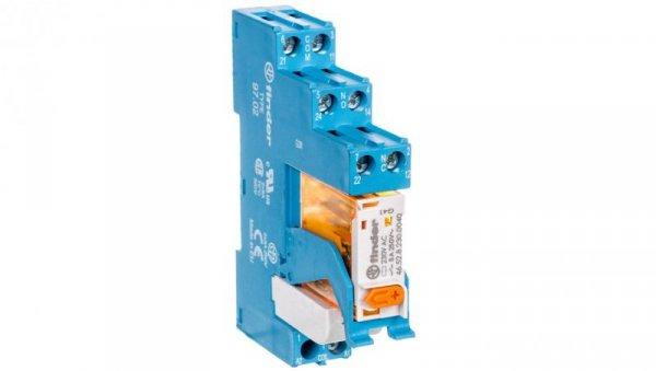 Przekaźnikowy moduł sprzęgający 2P 8A 230V AC 4C.02.8.230.0060