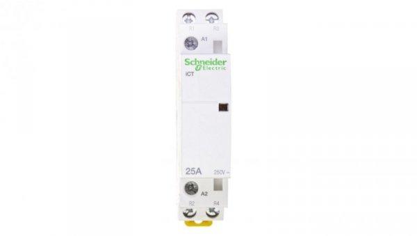 Stycznik modułowy 25A 0Z 2R 230V AC iCT A9C20736