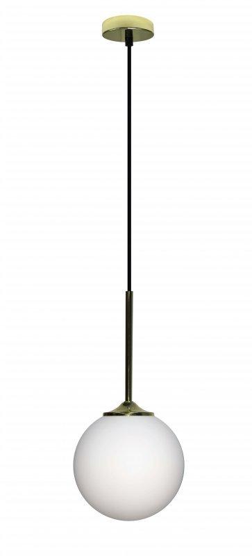 GLASGOW LAMPA WISZĄCA 1X40W E27 ZŁOTY