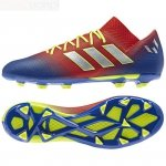 Buty adidas Nemeziz Messi 18.3 FG BC0316 niebieski 41 1/3