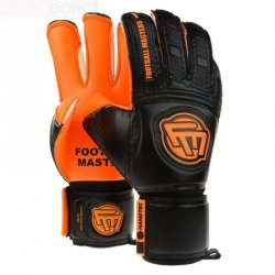 Rękawice FM Classic Black Orange Aqua Grip Mixcut v 3.0 czarny 9