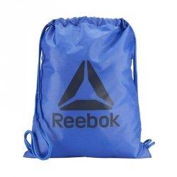 Worek Plecak Reebok Act FON Gymsack DU2975 niebieski