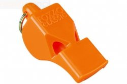 Gwizdek Fox 40 Classic Safety 115 dB pomarańczowy
