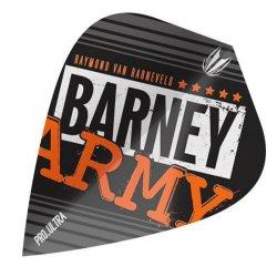 Część zamienna Target piórka Barney Army 334340 multikolor