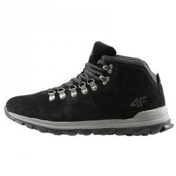 Buty zimowe 4F D4Z19-OBMH204 20S czarny 45