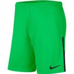 Spodenki Nike Dri Fit Knit II BV6852 329 zielony L