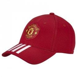 Czapka adidas Manchester United FS0150 czerwony OSFL