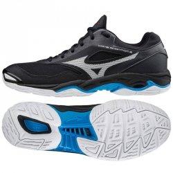 Buty do piłki ręcznej Mizuno Wave Phantom 2 X1GA206045 42 1/2 czarny