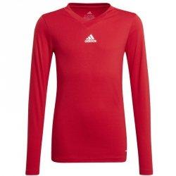 Koszulka adidas TEAM BASE TEE Junior GN5711 czerwony 152 cm