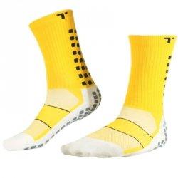 Skarpety piłkarskie Trusox 3.0 Cushion S737425 żółty 44-46,5