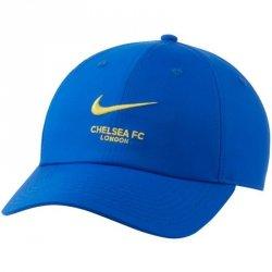 Czapka Nike Chelsea FC Heritage86 Hat DH2369 408 niebieski one size