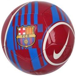 Piłka Nike FC Barcelona Skills DC2387 620 czerwony 1