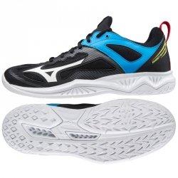 Buty do piłki ręcznej Mizuno GHOST SHADOW X1GA198045 45 czarny