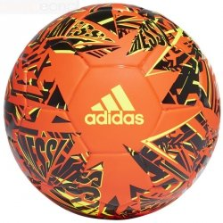 Piłka adidas Messi Mini GK3497 pomarańczowy 1