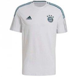 Koszulka adidas FC Bayern TEE GK8631 szary M