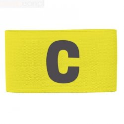 Opaska Kapitańska Jako Team 2809 33 żółty senior