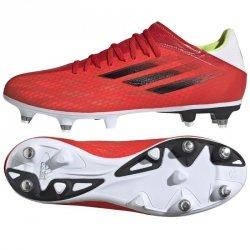 Buty adidas X Speedflow.3 SG FY3286 czerwony 41 1/3