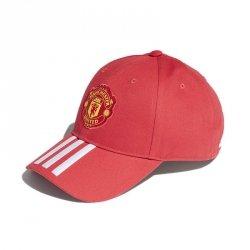 Czapka adidas Manchester United Baseball Cap GU0112 czerwony OSFL