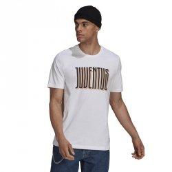 Koszulka adidas Juventus Street Tee GR2921 biały M