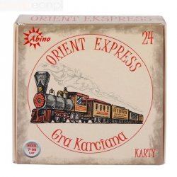 Karty Orient Express