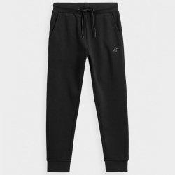 Spodnie 4F HJZ21-JSPMD001 20S czarny 146 cm