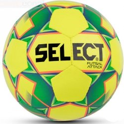 Piłka Select Attack żółty 4