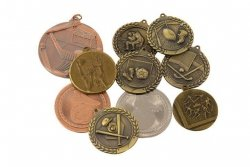Medal promocja mix złoty /srebrny /brązowy