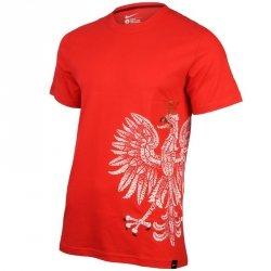 Koszulka Nike Polska 449255 604 czerwony XL