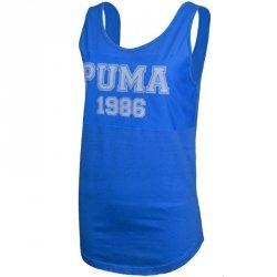 Koszulka Puma Style Per Best Athl Tank 836394 31 niebieski XS
