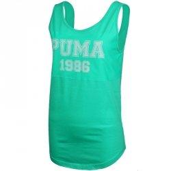 Koszulka Puma Style Per Best Athl Tank 836394 32 zielony S