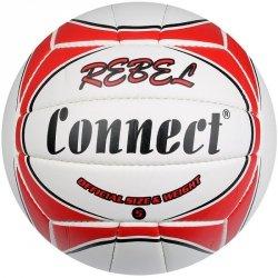 Piłka siatkowa Connect Rebel 5 czerwony