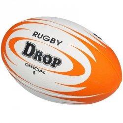 Piłka Rugby Connect Drop pomarańczowy
