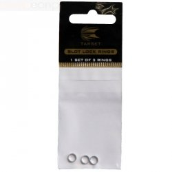 Część zamienna Target Slot Lock Ring Silver 108101 srebrny