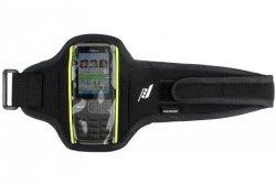 Opaska na ramię MP3 Rucanor Smartphone 4 28753 czarny 130x80 mm