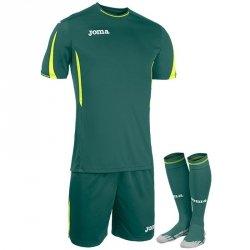 Komplet Joma Roma zielony S