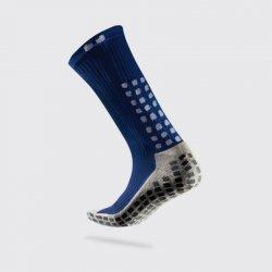 Skarpety piłkarskie Trusox Cushion S niebieski 39-43,5