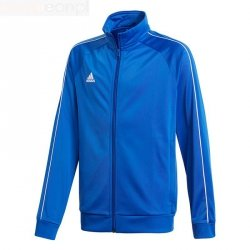 Bluza adidas CORE 18 PES JKTY CV3578 niebieski 152 cm