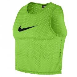 Znacznik Nike Training BIB I 910936 313 zielony XXS