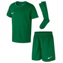 Komplet Nike LK NK Dry Park Kit Set AH5487 302 zielony S 104-110 cm