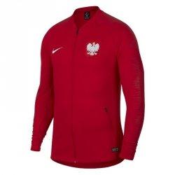 Bluza Reprezentacji Polski POL SQD JKT Anthem 893600 611 czerwony XL