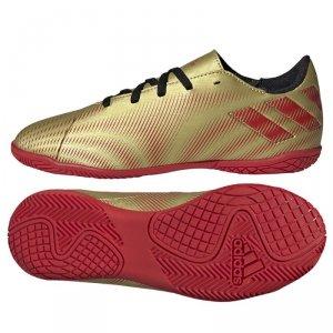 Buty adidas Nemeziz Messi .4 IN J FY0811 złoty 28
