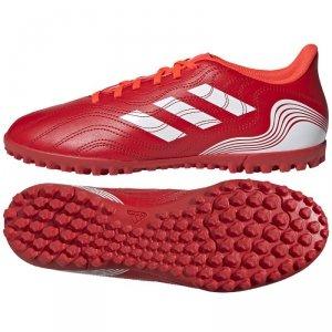 Buty adidas Copa Sense.4 TF FY6179 czerwony 42 2/3