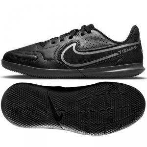 Buty Nike Jr. Tiempo Legend 9 Club IC DA1332 004 czarny 33 1/2