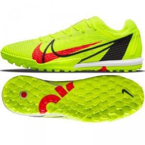 Buty Nike Mercurial Vapor 14 Pro TF CV1001 760 żółty 42