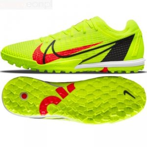 Buty Nike Mercurial Vapor 14 Pro TF CV1001 760 żółty 42 1/2